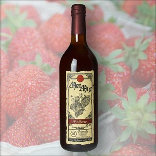 Mead-Mix Strawberry 0,75l 6%vol