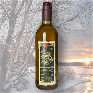 WINTERZAUBER Apple & Cinnamon  0,75l 9%vol