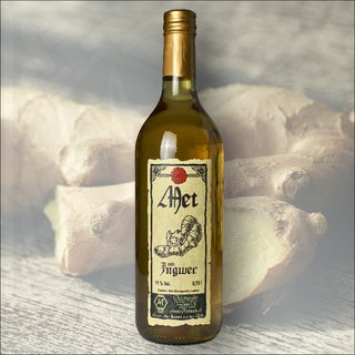 Mead with Ginger 0,75l 11%vol