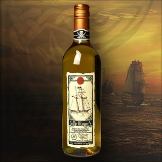 Jolly Rogers Apple & Rum 0,75l 13,5%vol