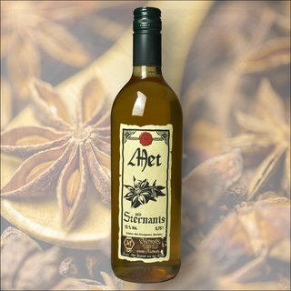 Mead with Star Anise 0,75l 11%vol