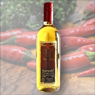 FEUERTEUFEL Mead with Chillies 0,75l 12%vol