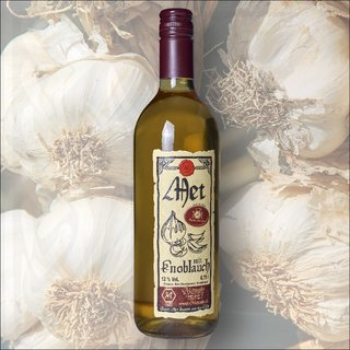 Mead with Garlic 0,75l 12%vol