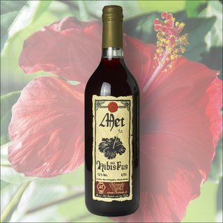 Mead with Hibiscus 0,75l 11%vol