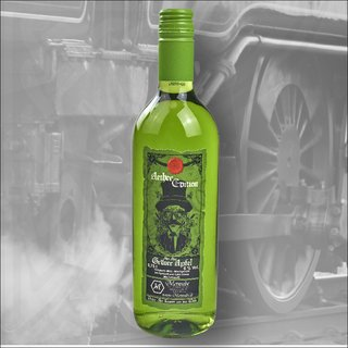 Met Mix green Apple 0,75l 6%vol