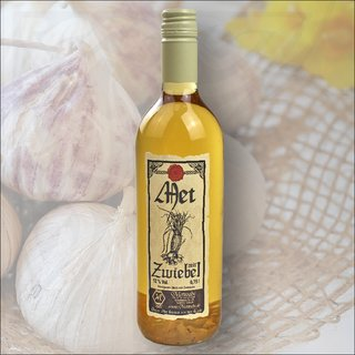 Mead with onions 0,75l 10%vol