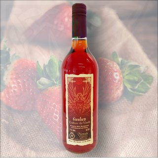 FEENLIED Strawberry & Vanilla 0,75l 7%vol
