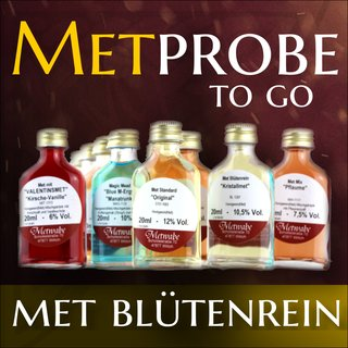 Metprobe-to-go | Blütenrein BL-1205 Forest Honey Mead...