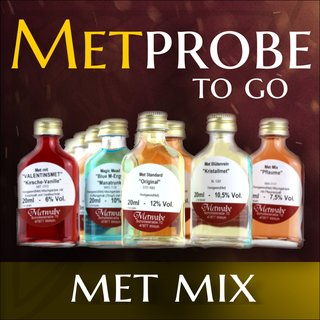 Metprobe-to-go | Mix
